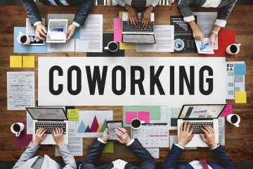Espacios coworking-equipo