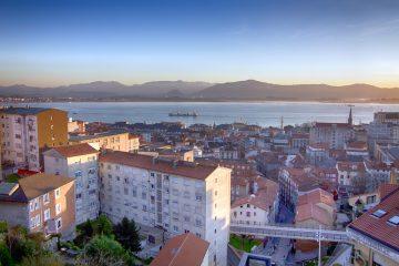 comprar pisos en Santander