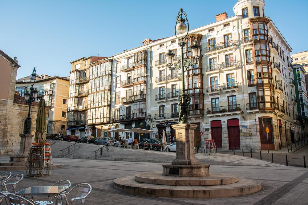 apartamentos en Santander